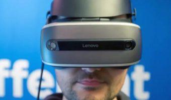 Lenovo to Unveil Surprisingly Cheap VR Headset
