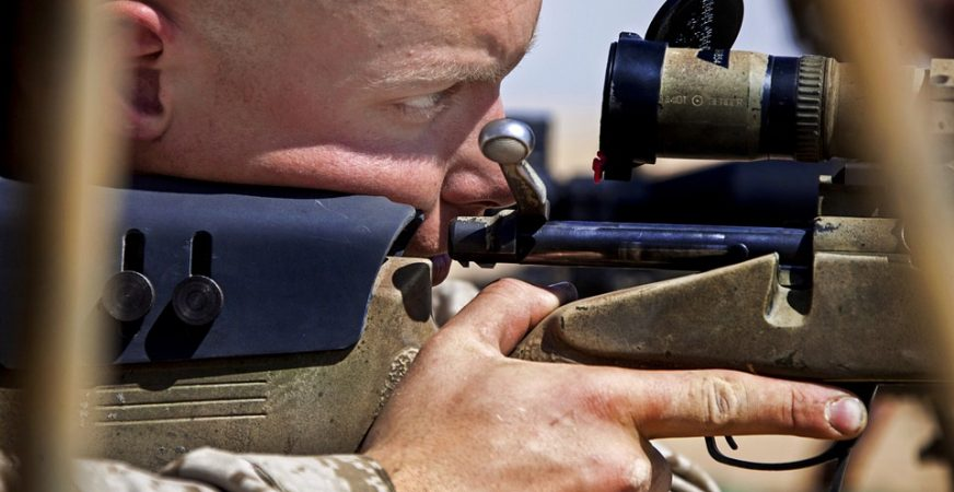 Best cheap rifle scopes 2018