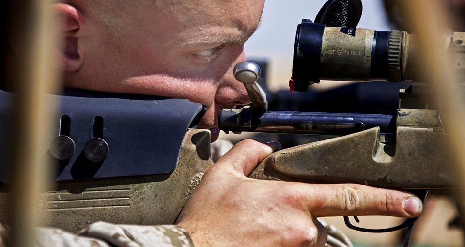 Best Rifle Scopes Under $100