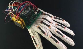 Scientists Invent $100 Smart Glove