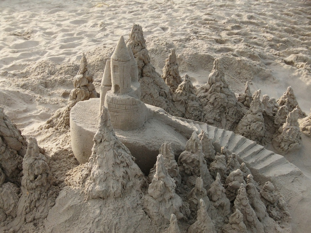Build an Epic Sandcastle