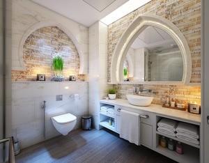 Mater Bathroom Masterpieces