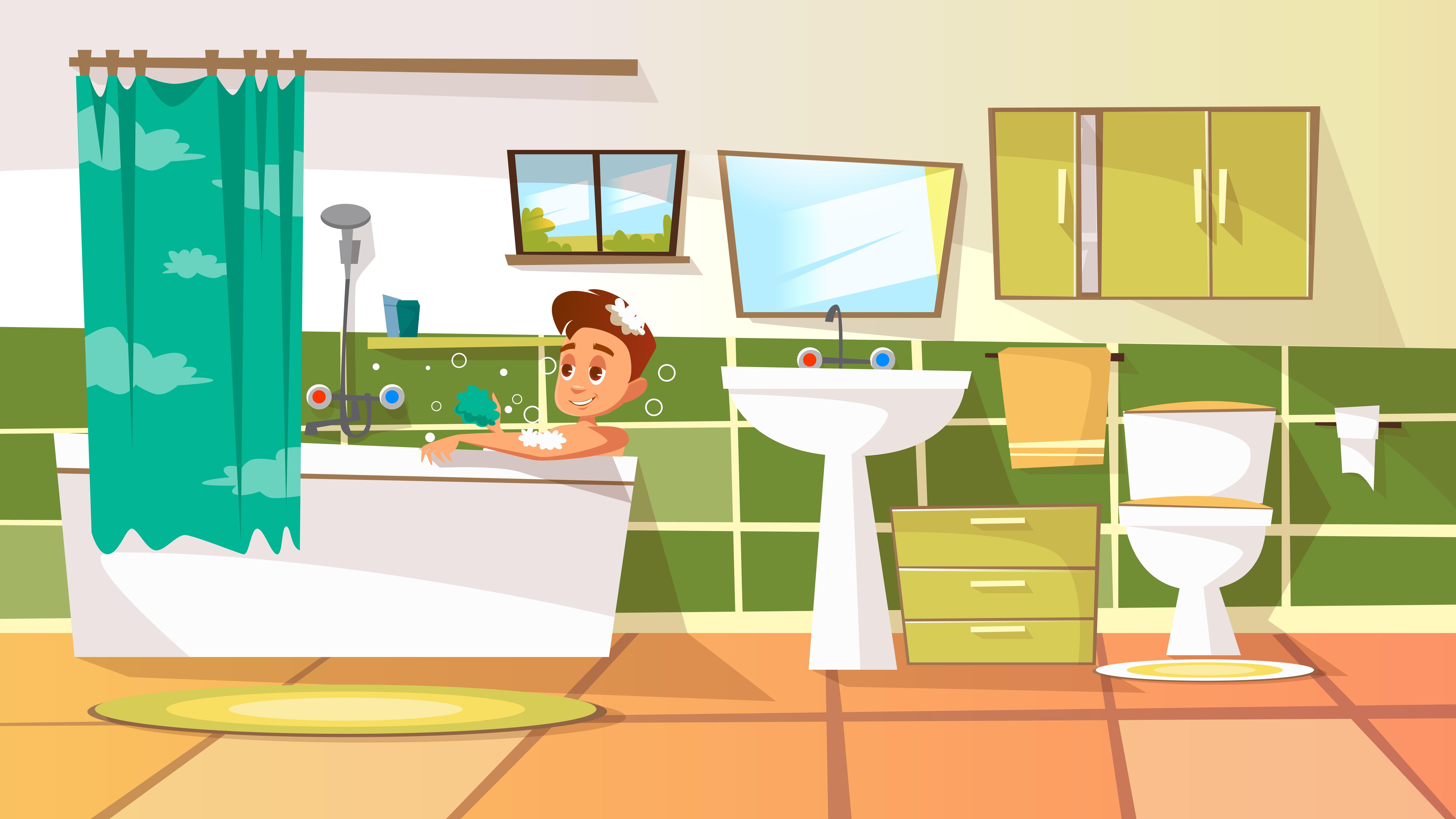 Master Bathroom Masterpieces: 15 Bathroom Design Ideas for ...